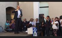 amministrative 2019 zingaretti (pd) voto sardo per continuare a crescere