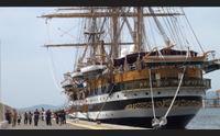 cagliari fino a domenica in porto la nave scuola vespucci