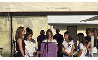 serramanna in lutto per i funerali di gabriele perso un figlio della comunit