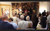 al museo ortiz di atzara una mostra celebra cent anni di arte sarda