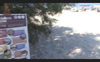 alghero correttezza in spiaggia