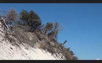 recinzione e divieti parte l intervento per salvare le dune di capo comino
