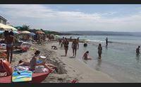 alghero fumo vietato in spiaggia bagnanti tutti favorevoli o quasi