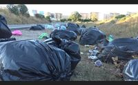 cagliari contro i selvaggi dei rifiuti pi telecamere inaspriremo le sanzioni