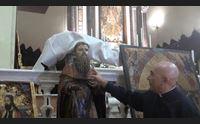 castelsardo scoperto un altro pezzo del grande retablo della cattedrale