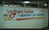 cagliari al poetto il board dei volontari di 29 paesi europei