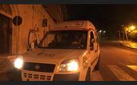 cagliari le squadre della caritas in soccorso dei senza tetto
