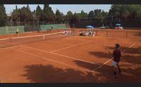 tennis campionati italiani tutti pazzi per la terra rossa di monte urpinu