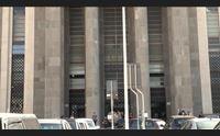 cagliari automobilista inseguito e aggredito davanti al tribunale