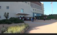 ospedale mater olbia centinaia le visite l open day un successo
