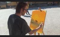 gergei gli artisti sardi ricordano il poliedrico mario cesare