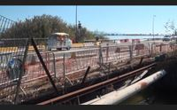 quartu al via i lavori del ponte sul lungosaline rester aperto al traffico
