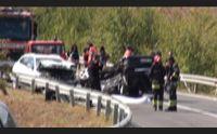 pauroso scontro vicino a bolotana un morto e quattro feriti