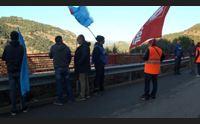 edilizia al via la due giorni di protesta riparta la diga di monte nieddu