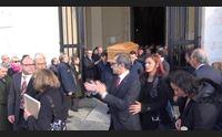 i funerali di gianfranco fara nessun lutto ma un grande grazie