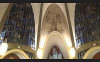 cagliari santa caterina gioiello del 1600 in una chiesa moderna
