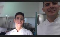 gli chef dell alberghiero di iglesias siamo noi i pasticceri dell anno