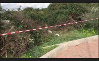 alghero la morte di speranza ponti giallo sul luogo del delitto