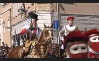 domenica di carnevale videolina in diretta nel cuore della festa