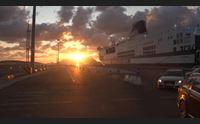 isola bianca scattano i controlli in porto e il traffico va in tilt