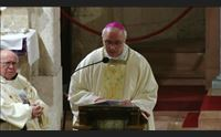 celebrato il giubileo di bonaria con la benedizione di papa francesco