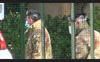 covid 19 medici militari in campo a sassari tamponi a casa serena