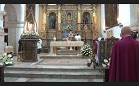 sassari sciolto il voto alla madonna il rito con le misure anti covid