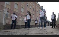 isili flash mob di sindaci e cittadini basta tagli alla sanit nel territorio