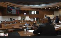 ppr distanze e risse tra i poli lavori sospesi in consiglio regionale