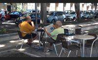 cagliari tavolini di bar e ristoranti sulle strisce blu c il via libera