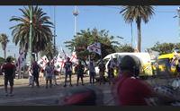 la protesta degli ambulanti siamo allo stremo la regione ci aiuti