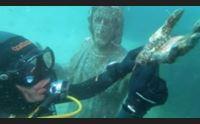 alghero il cristo del mare incontro mistico negli abissi ma non per tutti