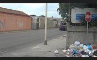 cagliari lotta agli incivili spuntano discariche in citt