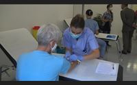 adiuvandum al via scattano i test sierologici all ex ospedale militare