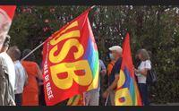 cagliari oncologico a mezzo servizio protestano i sindacati di base
