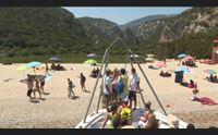 baunei l estate difficili degli operatori turistici