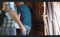 sassari catturato johnny lo zingaro era nascosto in un casolare