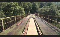 ussassai il trenino verde non passa cade a pezzi il ponte di niala