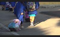 il ritorno a scuola dei bambini hanno bisogno di aiuto per capire le nuove regole