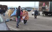 migranti sbarco dalla alan kurdi la solidariet degli olbiesi