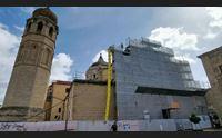 oristano il restauro della cattedrale cantiere aperto ai visitatori