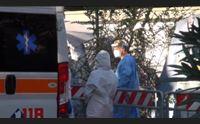 covid altre dieci vittime e 422 nuovi casi in calo i pazienti ricoverati