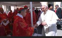 becciu nuovi particolari a due mesi dalle dimissioni del cardinale sardo