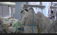 covid indice di contagio basso ma ospedali sempre in emergenza