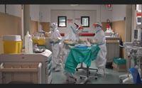 covid sei vittime e 351 contagi in calo il rapporto positivi test