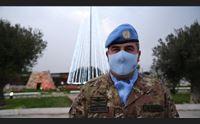 auguri dal libano i sassarini in missione salutano l isola