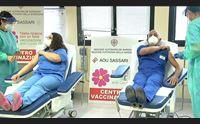 vaccini la sardegna accelera scuola superiori in classe il primo febbraio