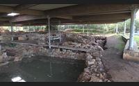 alghero l acqua invade il villaggio di sant imbenia un sito da valorizzare