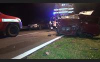 guspini incidente sulla 126 un morto e 4 feriti nello scontro tra due auto