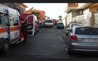 maracalagonis incendio in un abitazione grave una donna